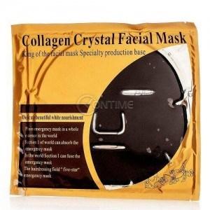 Маска за почистване на лицето с екстракт от бамбукови въглища