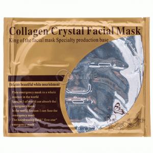Маска за лице с екстракт от златно фолио за подмладяване на кожата