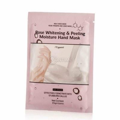 Пилинг маска за ръце