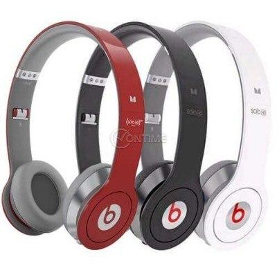 Стерео слушалки Beatsby Dr. Dre Solo HD: реплика