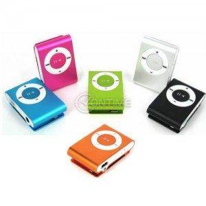 Мини MP3 плеър