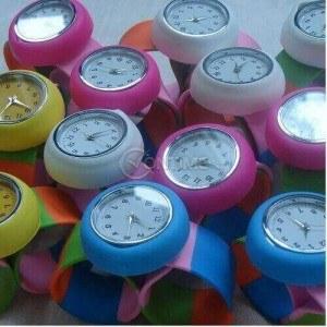 Свеж силиконов часовник за лятото