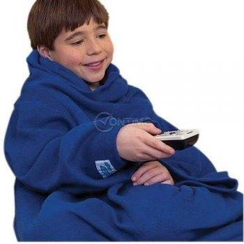 Одеяло с ръкави за деца - Snuggie for kids