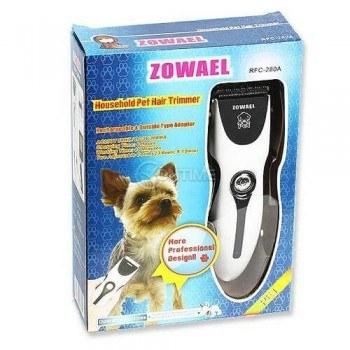 Машинка за подстригване на домашни любимци Zowael RFC 280