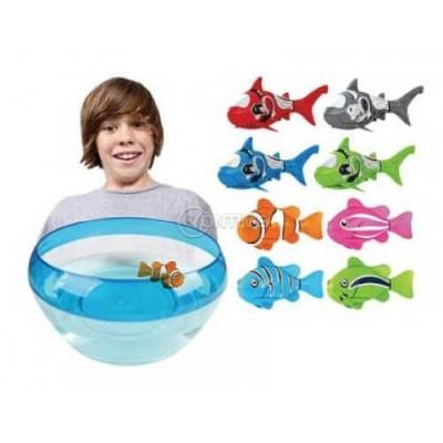 Робофиш - рибки роботи