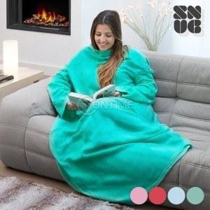 Одеяло с ръкави Snuggie