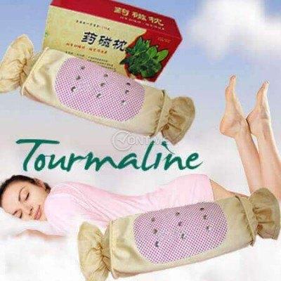 Турмалинова възглавница с китайски билки за спокоен сън