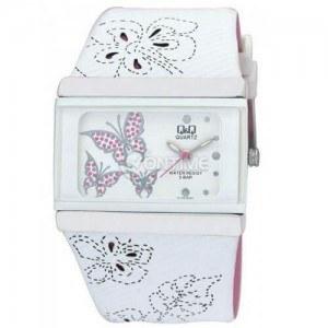 Спортен часовник Q&Q с пеперуда