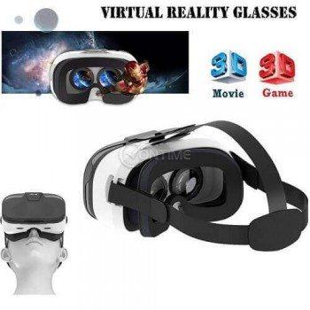 3D очила VR BOX за гледане на филми от смартфони