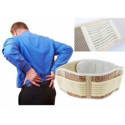 Титанов колан срещу болки в кръста