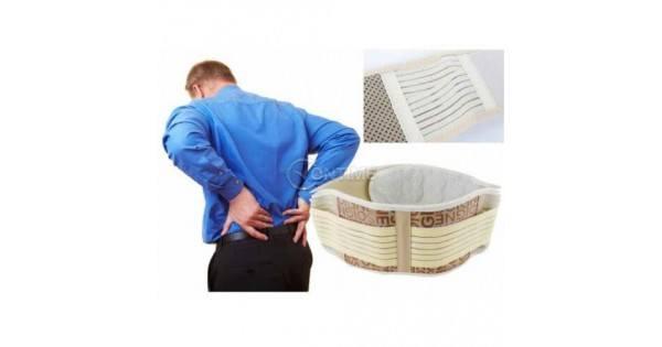 ᐉ Титанов колан против болки в кръста на топ цена - Онтайм