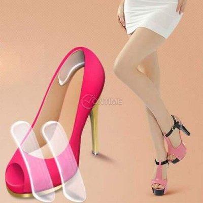 Силиконови подложки за обувки против пришки