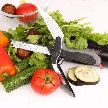 Универсален кухненски нож за най-прецизното рязане CLEVER CUTTER