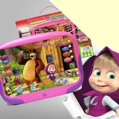 Детски таблет Маша и мечока
