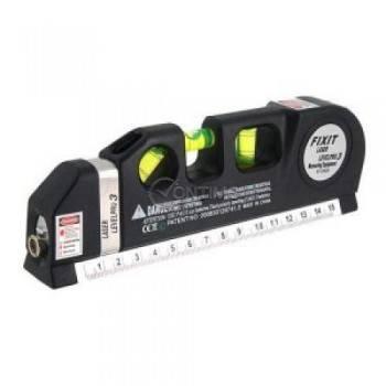 Лазерен нивелир - Laser Level Pro 3 с ролетка 2.5 м .