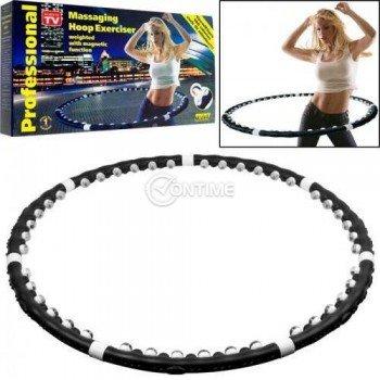 Масажиращ обръч с магнити Massaging Hoop Exerciser - за перфектна талия