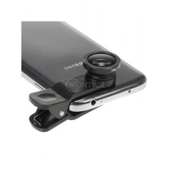 Универсален обектив за смартфон или таблет