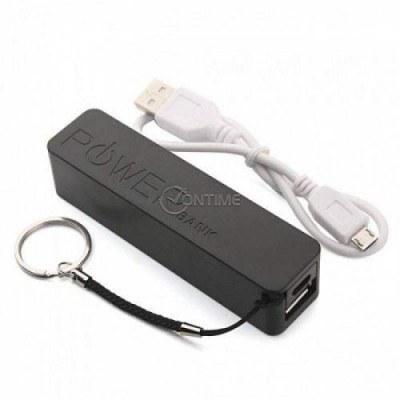 Външна мобилна акумулаторна батерия POWER BANK A5 2600mAh