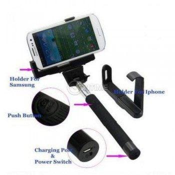 Сгъваем Bluetooth стик за селфи снимки