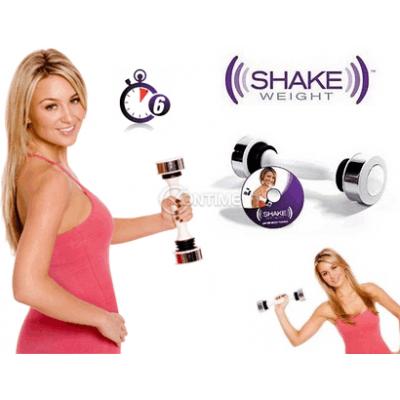 Революционен фитнес уред - Shake Weight