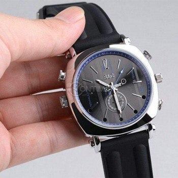 Водоустойчив Часовник - Камера с гласово активиране