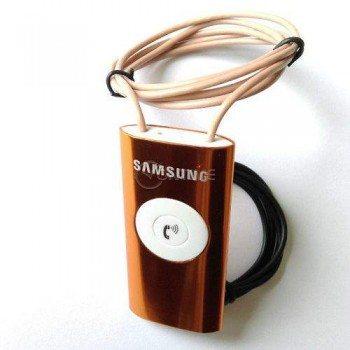 Слушалка за преписване с презареждаема батерия