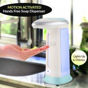 Диспенсър за течен сапун автоматичен