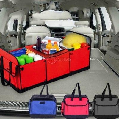 Органайзер за багажник с хладилно отделение EZ Trunk Organizer