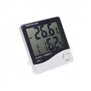 Електронен часовник - домашна метеорологична станция