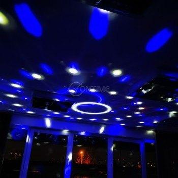 LED лампа - кълбо с вградена тонколона USB/TF - LED Magic Ball Light