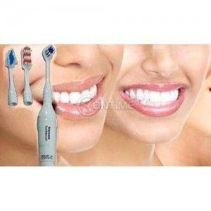 Електрическа четка за зъби с 3 накрайника