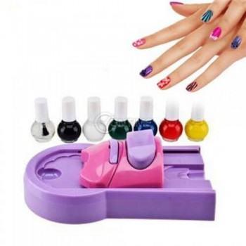 Комплект за маникюр Wonder Nail Printer