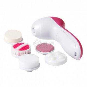 Нов модел масажор за лице 5 in 1 Beauty care massager