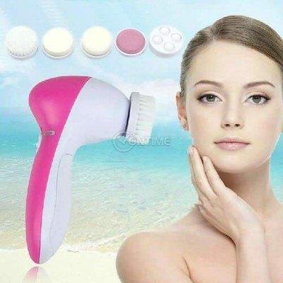 Нов модел масажор за лице 5 in 1 Beauty care massager