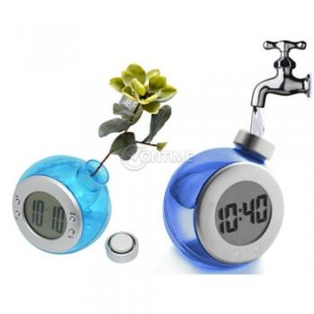 Еко воден часовник без батерии