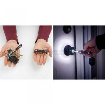 Органайзер за 30 ключове KEY NINJA с осветление