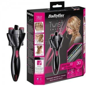Уред за плитки BABYLISS TWIST SECRET