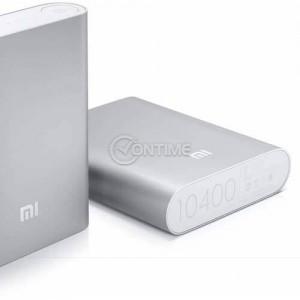 MI с огромен капацитет 10400mAh външна батерия за телефон