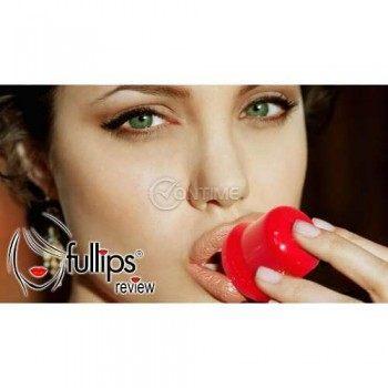 Уголемяване на устни с иновативна система Fullips