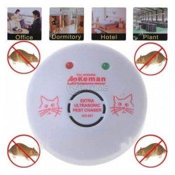 Ултразвуково устройство против мишки и плъхове
