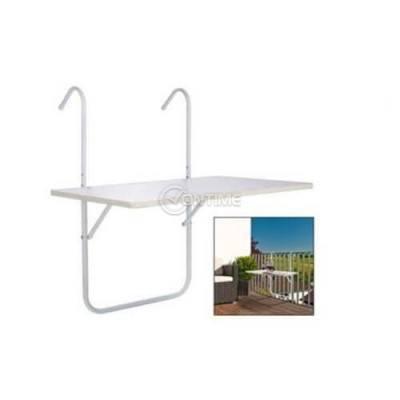 Маса за балкон която се монтира на парапета