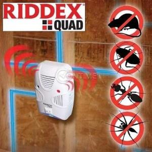 Електрически уред за борба с вредители Riddex QUAD