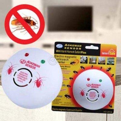 Уред против хлебарки с електромагнитни вълни