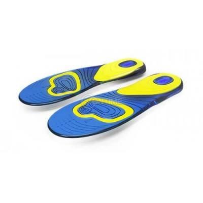 Ортопедични стелки за обувки с гел за всекидневна употреба
