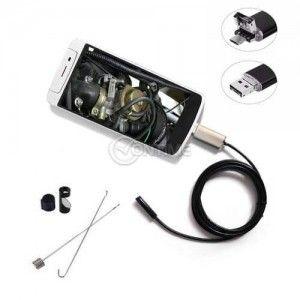 Ендоскоп за телефони на Android micro USB