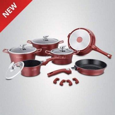 Мраморни съдове за готвене