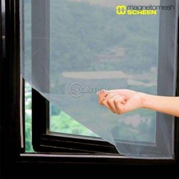 Комарник за прозорец Magneto Mesh с размери 100 х 120 см.