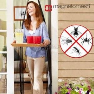 Мрежа против комари Magneto Mesh с магнити с размер 209 х 99 см.