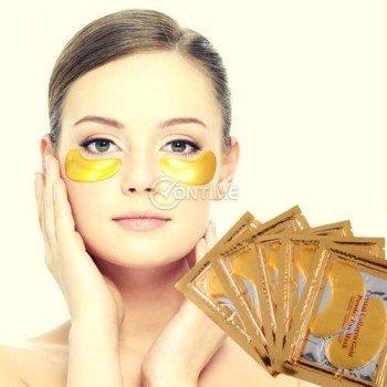 Маска за очи с био злато и колаген