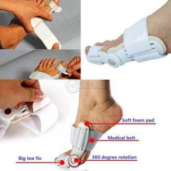 ортеза за палец на крака